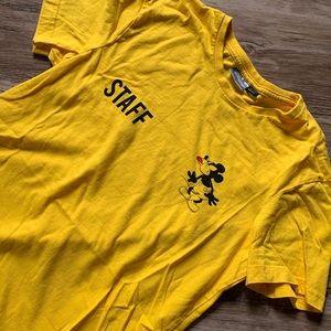 Disney Staff Shirt